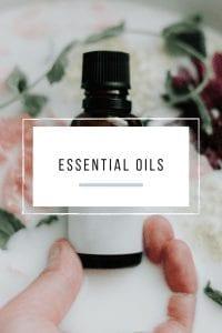 essential oils for travel