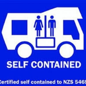 camping nz self contained
