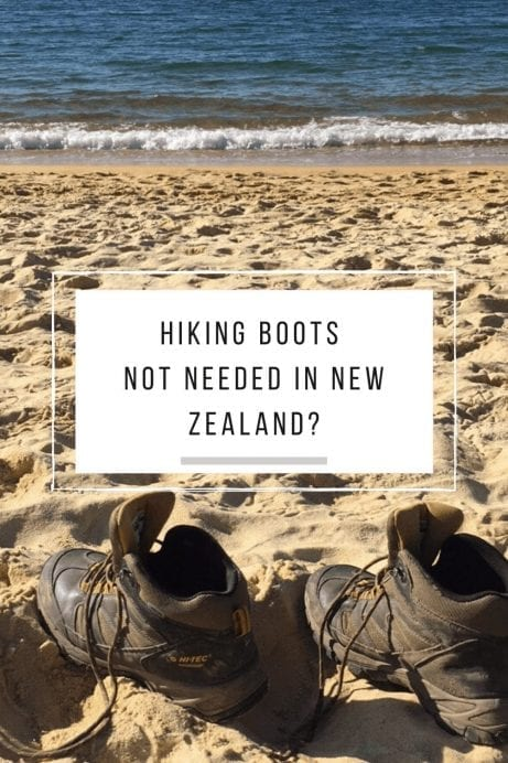 hiking boots nz