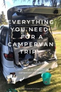 Campervan-packing-list 22