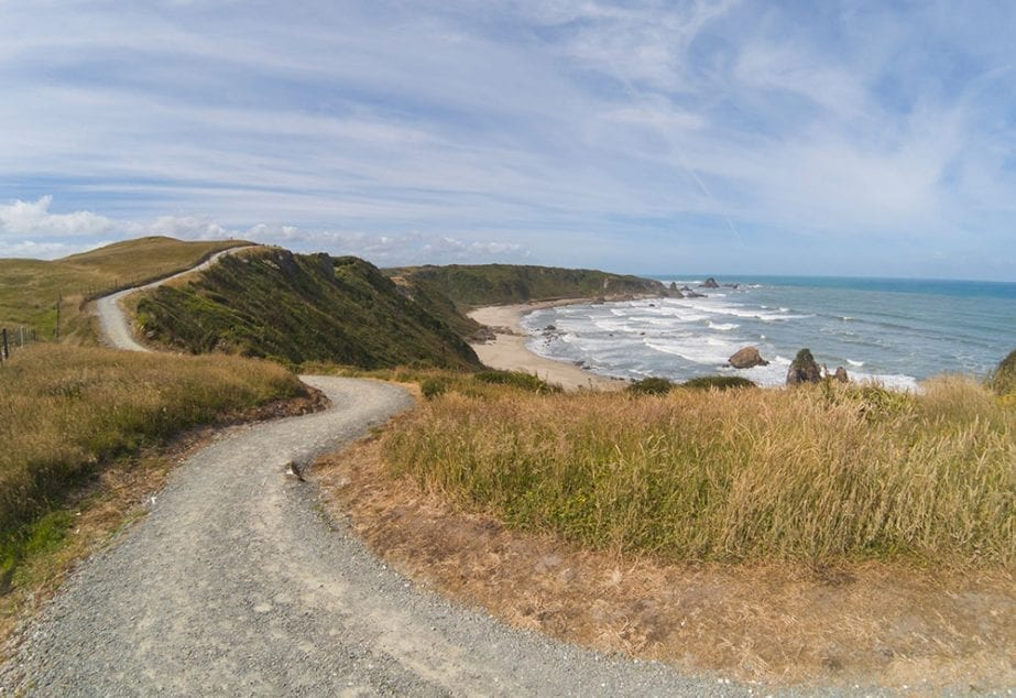 Cape foulwind is one of the best things to do in the west coast and this is a stunning photo taken along the journey