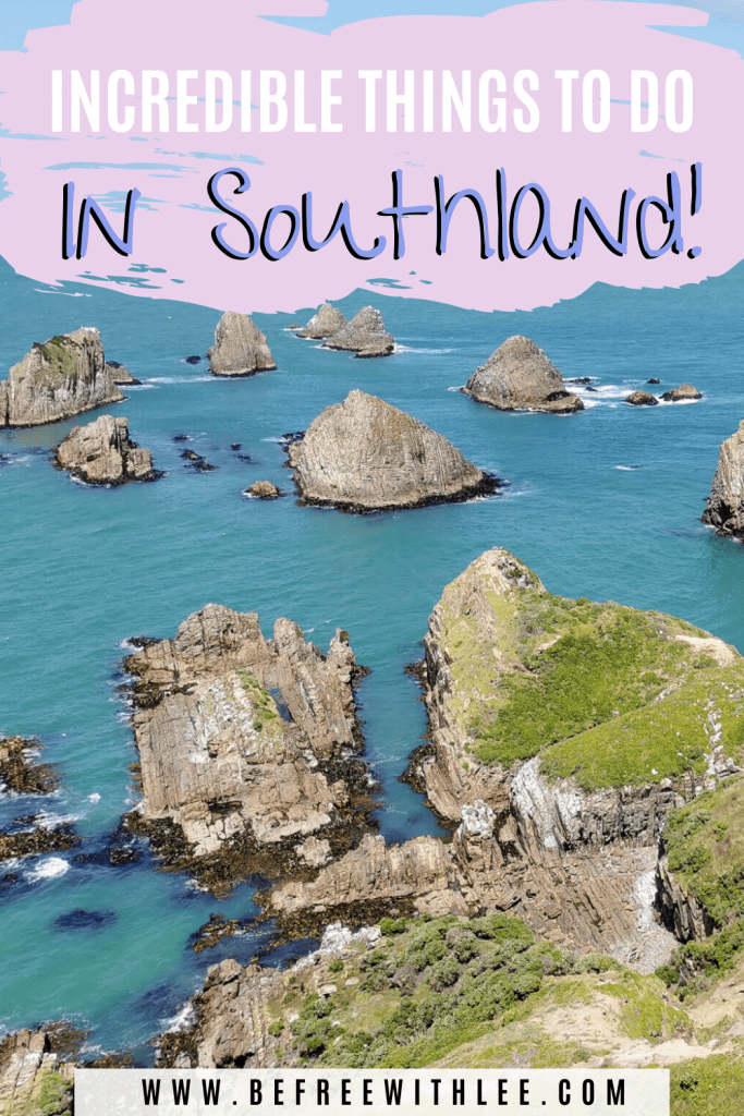 a pinterest image of this article on the best things to do in Southland