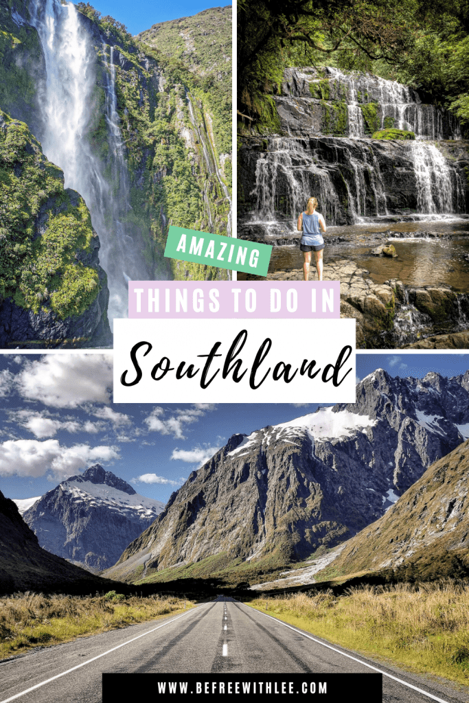 another pinterest image of this article on the best things to do in Southland