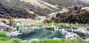 a photo of the secret hot pools one of the best things to do in hanmer springs