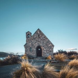 A photo of the church of the good shepherd a popular choice when looking what to do in lake tekapo