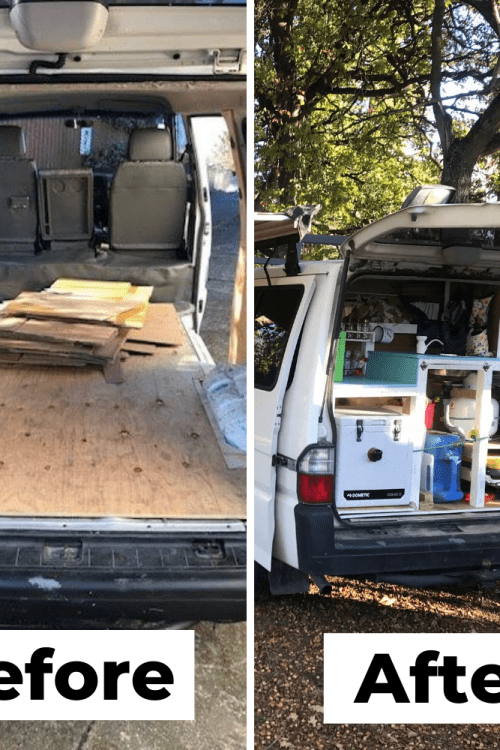 Building a van for beginners: Your helpful starter guide!