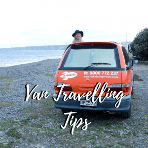This campervan guide article has a lot of van travelling tips to read!