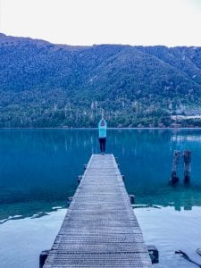 A view from the jetty at Bobs Cove one of the best things to do in Queenstown