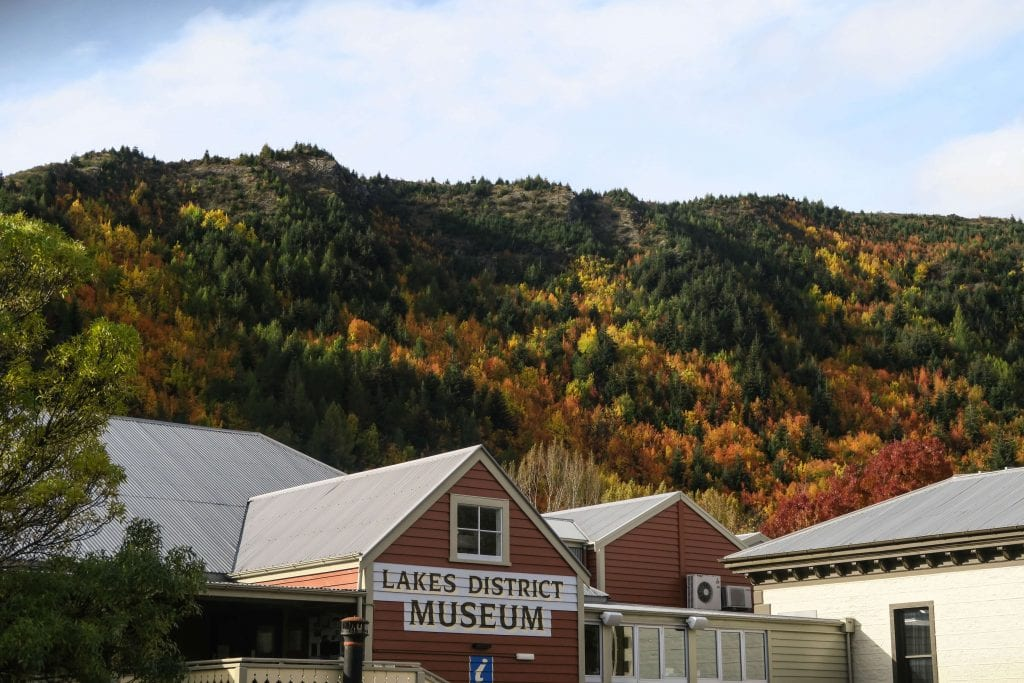 A photo of arrowtown one of the best things to do in Otago